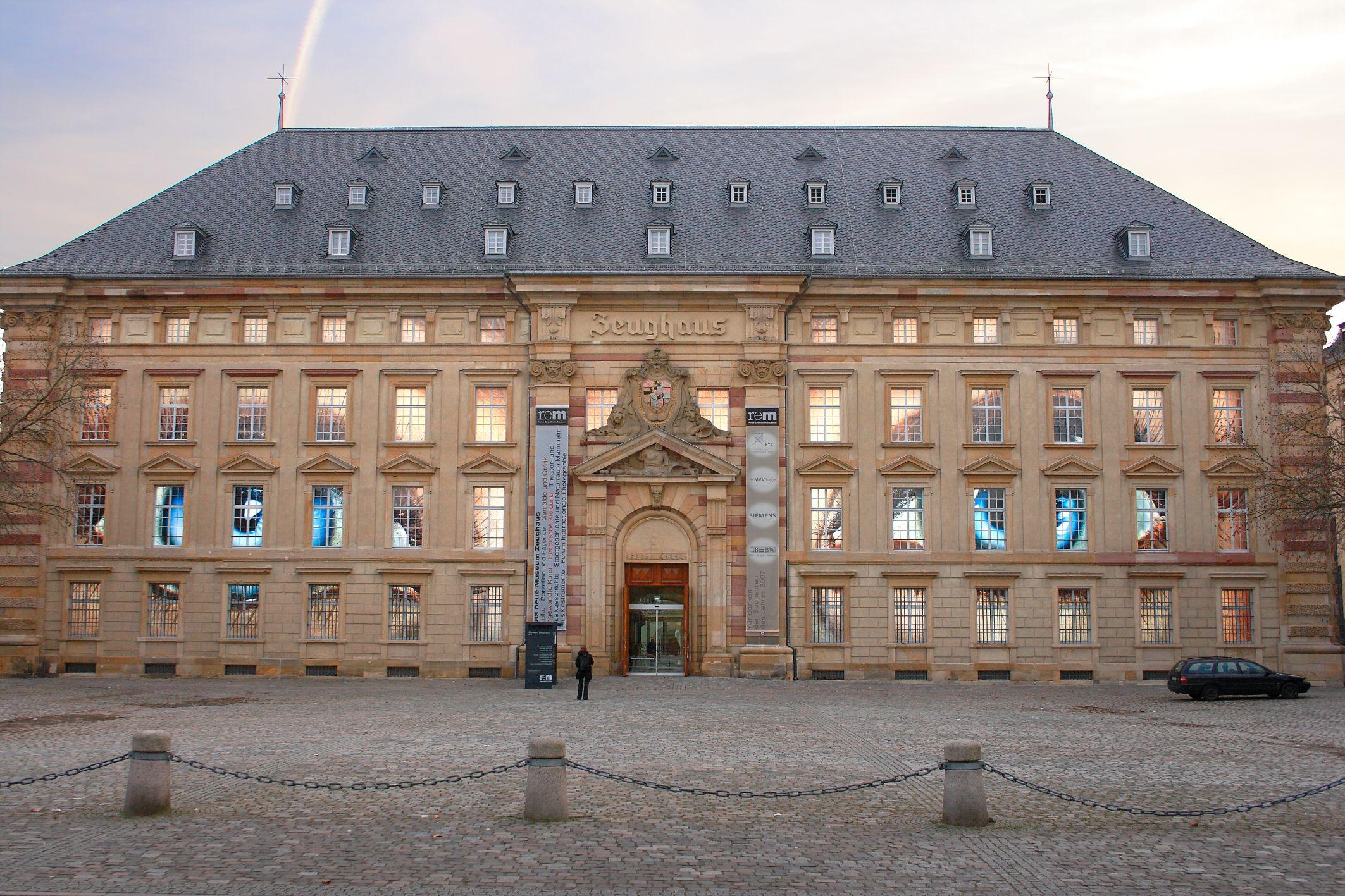 Museen Mannheim