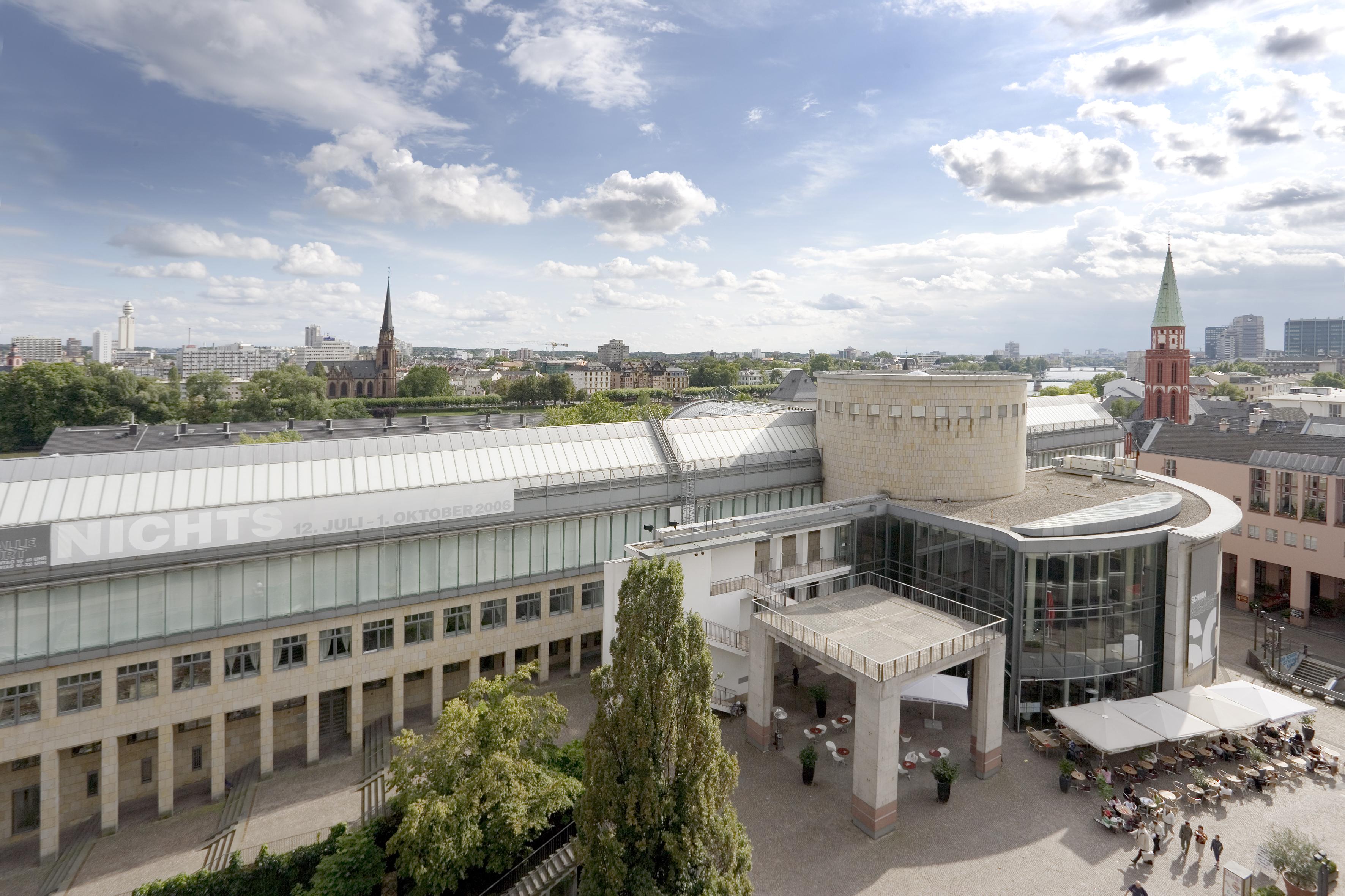 schirn kunsthalle frankfurt in frankfurt am main. Black Bedroom Furniture Sets. Home Design Ideas