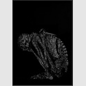 Sali Muller 'Gloomy view' 2016, Leuchtkasten, 105 x 75 x 4 cm