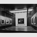 MHK, Hessisches Landesmuseum, Rembrandt-Saal 1956, Archiv MHK.