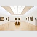 Ausstellungssaal im Paula Modersohn-Becker Museum Bremen. Foto: freiraumfotografie, Bremen.