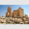 Palmyra, Bel-Tempel. Foto B. Gagnon, Eigenes Werk, CC BY-SA 3.0