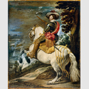 Diego Velázquez. Don Gaspar de Guzmán, Conde Duque de Olivares, um 1635, Öl/Leinwand, 127,6 x 104,1 cm. © bpk, The Metropolitan Museum of Art, Malcolm Varon