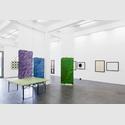 Stephen Prina, galesburg, illinois+, 2015 (Installationsansicht) Foto: Kunst Halle Sankt Gallen, Gunnar Meier