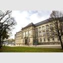 Haupteingang des Museums für Kunst und Gewerbe Hamburg. Foto: Marcelo Hernandez.