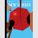Christoph Niemann (*1970), Cover Illustration The New Yorker, 2015, Print, 20 x 27,5 cm, © Christoph Niemann