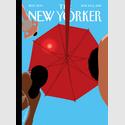 Christoph Niemann (*1970), Cover Illustration The New Yorker, 2015, Print, 20 x 27,5 cm, © Christoph Niemann