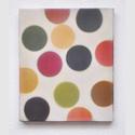 Won Kun Jun, Acryl auf Leinwand, 100 x 80 cm