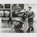 Heinz Held. Magnum Ausstellung auf der photokina Köln 1956. © Museum Ludwig, Köln