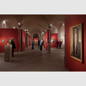 Surreale SachlichkeitAusstellungsansicht, Sammlung Scharf-Gerstenberg Nationalgalerie, Staatliche Museen zu Berlin / Foto: Thomas Bruns