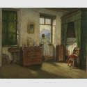 Moritz von Schwind (1804-1871). Die Morgenstunde, um 1860, Öl auf Leinwand, 34,8 x 41,9 cm. © Bayerische Staatsgemäldesammlungen München - Sammlung Schack