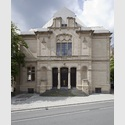 Historisches Portal des Osthaus Museums Hagen. Foto: Werner Hannappel.