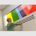 MINISCHIRN. Farben überlagern.© Schirn Kunsthalle Frankfurt Foto/Photo: Norbert Miguletz.