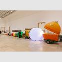 Eine Geschichte: Zeitgenössische Kunst aus dem Centre Pompidou. Haus der Kunst, 2016. Installationsansicht aus Saal 2. Foto: Maximilian Geuter