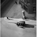 Eva Besnyö, Starnberger Straße, Berlin 1931, Silbergelatine © Eva Besnyö / Maria Austria Instituut
