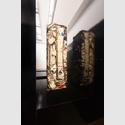 Installationsansicht HIER UND JETZT im Museum Ludwig. Heimo Zobernig César, Compression, 1981, © VG Bild-Kunst, Bonn 2016. Foto: Rheinisches Bildarchiv Köln/Marion Mennicken