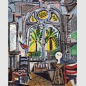 Pablo Picasso (1881-1973): Das Atelier, 1955, Tate, London, © Succession Picasso / VG Bild-Kunst, Bonn 2016