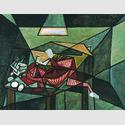 Pablo Picasso. Stillleben, 1942. Öl auf Leinwand, 89 x 116 cm. © Sammlung Würth / Succession Picasso / VG Bild-Kunst, Bonn 2016