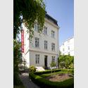 Außenaufnahme des August Macke Hauses in Bonn.