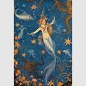 Wanda Zeigner-Ebel, Die kleine Meerjungfrau 1920, Schlossmuseum Murnau.