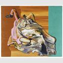 Martin Kippenberger, Ohne Titel (aus der Serie Das Floß der Medusa), 1996, Öl auf Leinwand, 150 x 180 cm © Estate of Martin Kippenberger,  Galerie Gisela Capitain Cologne