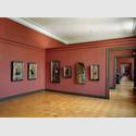 Galerie Frühe italienische Malerei, 2. Etage. Lindenau-Museum Altenburg.