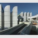 Das Bauhaus-Archiv-Museum für Gestaltung, Berlin. Architekten: Walter Gropius, Alex Cvijanovic, Hans Bandel. Copyright VG Bild-kunst, Bonn 2014. Bauhaus-Archiv Berlin. Foto: Markus Hawlik.