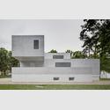 Stiftung Bauhaus Dessau, Neue Meisterhäuser 2014. Architekten: Bruno Fioretti Marquez. Foto: © Christoph Rokitta