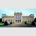 Außenansicht des Niedersäschsischen Landesmuseums Hannover. Copyright Landesmuseum Hannover, Nds. Landesmuseum Hannover.