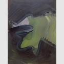 Erin Lawlor, 2014 Öl auf Karton, 65 x 50 cm