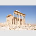 Sonnentempel in Palmyra, Foto Daniel Lohmann