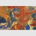 Gerhard Richter, Ausschnitt, 1971; Sammlung Böckmann, Neues Museum in Nürnberg © Gerhard Richter, 2015; Foto: Neues Museum in Nürnberg (Annette Kradisch)