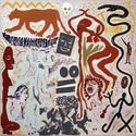 A.R. Penck (*1939) N. Komplex, 1976, Kunstharz auf Nessel, 280 x 280 cm Bayerische Staatsgemäldesammlungen. © VG Bild-Kunst, Bonn 2015