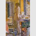 Pierre Bonnard (1867-1947). Akt vor dem Spiegel, 1931. Öl auf Leinwand, 152 x 102 cm. Photo Archive - Fondazione Musei Civici di Venezia