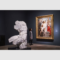 Ausstellungsansicht 'Rubens. Kraft der Verwandlung': Foto: Städel Museum. Städel