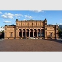 Gründungsbau der Hamburger Kunsthalle, Blick von der Galerie der Gegenwart. Foto: Ralf Suerbaum. Copyright Hamburger Kunsthalle.